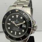 Rolex Submariner 40mm Ceramic Bezel Mens Steel Watch Date