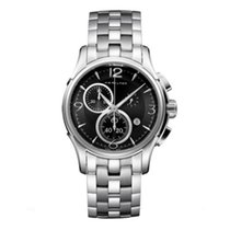 Hamilton Jazzmaster Chrono Quartz 42mm H32612135 Watch