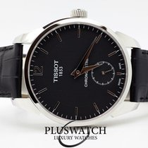 Tissot T-Complication Chronometer Black Dial 43mm T