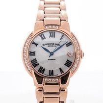 Raymond Weil Jasmine Automatic 35 Diamond Bezel