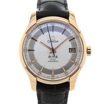 Omega De Ville Hour Vision Co-Axial 41 Rose Gold