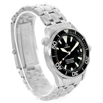 Omega Seamaster Professional Midsize 300m Black Dial Watch...