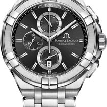 Maurice Lacroix AIKON AI1018-SS002-330-1 Herrenchronograph...