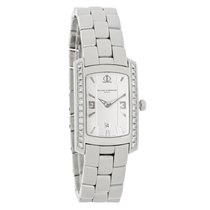 Baume & Mercier Hampton Milleis Ladies Diamond Swiss...