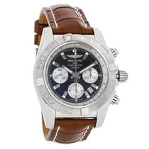 Breitling Chronomat Mens Swiss Automatic Chronograph Watch...