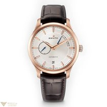 Zenith Elite Power Reserve Rose Gold 40mm Watch