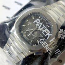 Patek Philippe Nautilus Chrono Travel Time Sealed - 5990/1A-001