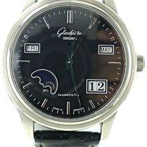 Glashütte Original Senator Perpetual 18k White Gold 39mm Watch...