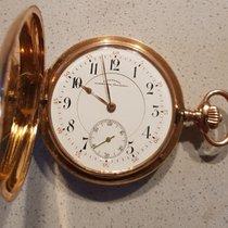 Glashütte Original 7. J. Assmann  I. Sachsen – gold savonette...