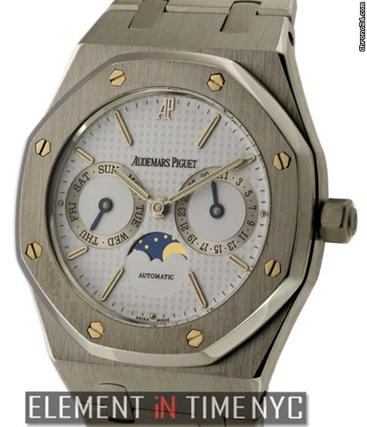 Audemars Piguet Royal Oak Day-Date Moonphase 25594ST/O/0789ST/01 B+P
