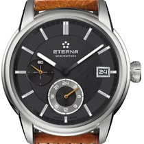 Eterna ADVENTIC GMT - 100 % NEW - FREE SHIPPING