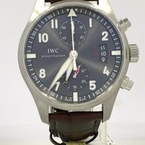 IWC Spitfire Chronograph D-Papiere IW387802
