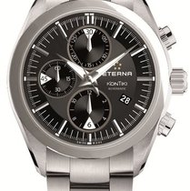 Eterna NEW KONTIKI CHRONOGRAPH - 100 % NEW - FREE SHIPPING