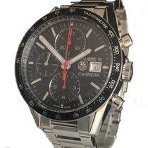 TAG Heuer Carrera Calibre 16 Automatik Chronograph  CV201AK.BA...