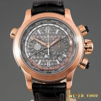 Jaeger-LeCoultre Master Compressor Extreme World 18K Rose Gold...