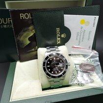 勞力士 (Rolex) SUBMARINER 16610 (No Hole Case) with Box and Paper