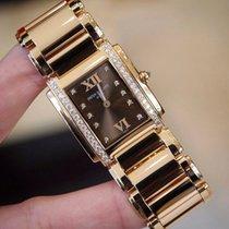 Patek Philippe Twenty~4 4910/11R-010 18K Rose Gold Watch