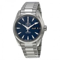 Omega Men's 23110392203001 Seamaster Aqua Terra Watch