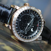 Patek Philippe Celestial 6104 Rose Gold / Black