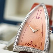 Corum Ladies' Rocket Diamonds Peach Triangle