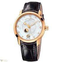Ulysse Nardin Lady Luna Rose Gold 18K Women`s Watch