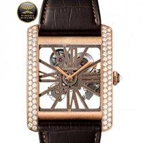 Cartier - TANK MC SCHELETRATO 34,5 x 43,8 MM