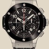 Hublot Big Bang 44 MM  STEEL CERAMIC