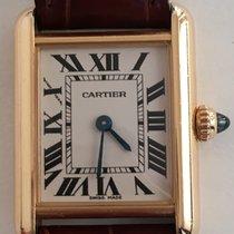 Cartier Tank 18 K Gold