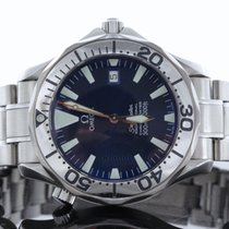 Omega Seamaster 2255.80 Electric Blue Watch Only