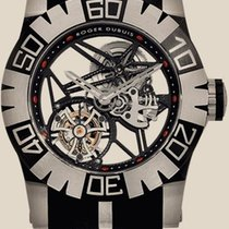 Roger Dubuis EasyDiver  Flying Tourbillon Skeleton 48