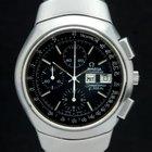 Omega De Ville GMT Co-Axial Chrono -Box/Papiere- AAW