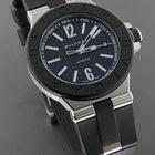 Bulgari Diagono Automatic Steel Mens Watch