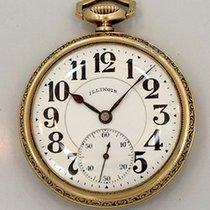 Illinois Railroad Pocket Watch circa 1919