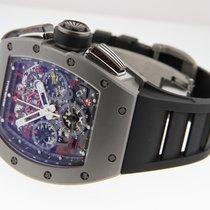 Richard Mille RM 011 Felipe Massa Sandblast Titanium