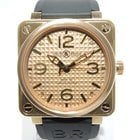Bell & Ross BR01-92 Rose gold Limited Edition Full set