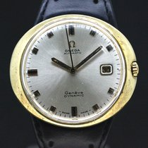 Omega Genève Dynamic Gold Dial Kaliber 565 von 1970