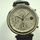 Van Cleef & Arpels Le Chronographe 424.023 steel & 18k...