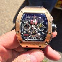 Richard Mille RM011 Felipe Massa, Rose Gold & Titanium