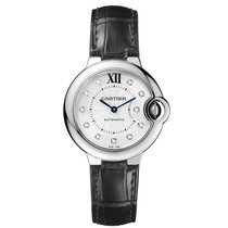 Cartier Ballon Bleu 33 mm Automatic No Date Ladies watch W4BB0009