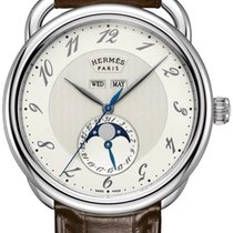 Hermès Arceau Grande Lune Automatic 43mm 036756ww00