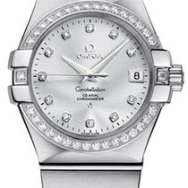 Omega Constellation Co-Axial Automatic 35mm 123.15.35.20.52.001