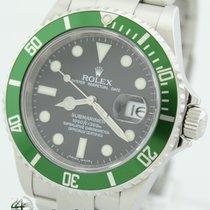 Rolex Submariner Ref.: 16610LV von 2010 Rehautgravur Box und...
