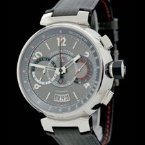 Louis Vuitton Tambour Chronograph - Essential Voyage - Ref.:...