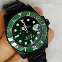 Rolex SUBMARINER GREEN HULK CUSTOMIZED