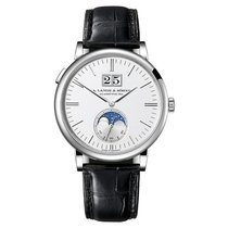 A. Lange & Söhne Saxonia Moon Phase 384.026