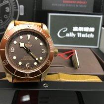 Tudor Cally - [銅] 79250BM Heritage Bronze Leather 2016 新款[NEW]