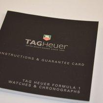 TAG Heuer Manual Anleitung Tag Heuer Formula 1 Chrono