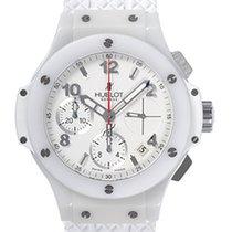 Hublot Big Bang Aspen White Ceramic Chronograph Automatic