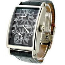 Roger Dubuis M34 1447 0 0 9/761 R7 Much More 34mm Dual Time in...