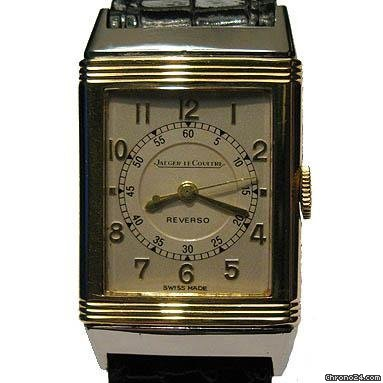 Jaeger-LeCoultre Reverso Vintage staal goud 1933